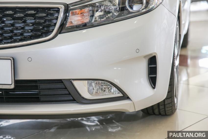 Kia Cerato facelift now in showrooms – KX, 1.6L, 2.0L Image #572819