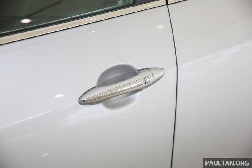 Kia Cerato facelift now in showrooms – KX, 1.6L, 2.0L Image #572823