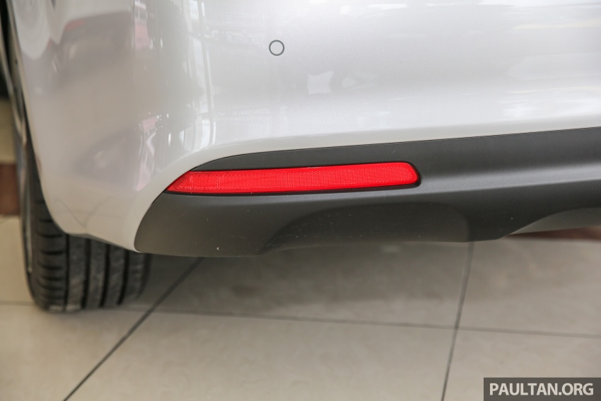 Kia Cerato facelift now in showrooms – KX, 1.6L, 2.0L Image #572830