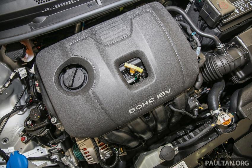 Kia Cerato facelift now in showrooms – KX, 1.6L, 2.0L Image #572836
