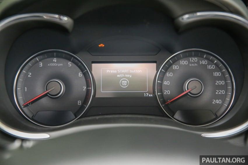 Kia Cerato facelift now in showrooms – KX, 1.6L, 2.0L Image #572841