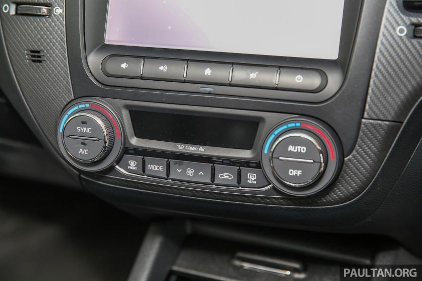 Kia Cerato facelift now in showrooms – KX, 1.6L, 2.0L Image #572844
