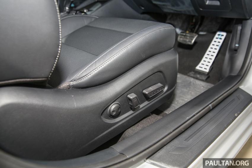 Kia Cerato facelift now in showrooms – KX, 1.6L, 2.0L Image #572853