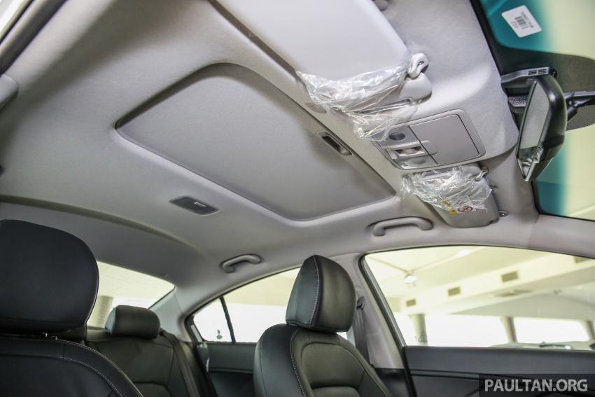 Kia Cerato facelift now in showrooms – KX, 1.6L, 2.0L Image #572859