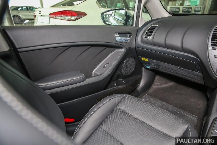 Kia Cerato facelift now in showrooms – KX, 1.6L, 2.0L Image #572865