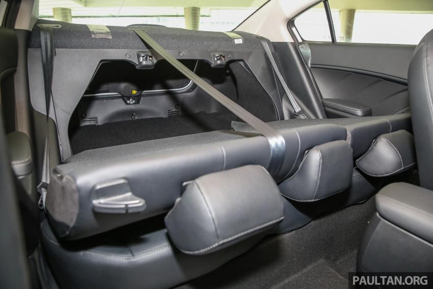 Kia Cerato facelift now in showrooms – KX, 1.6L, 2.0L Image #572871