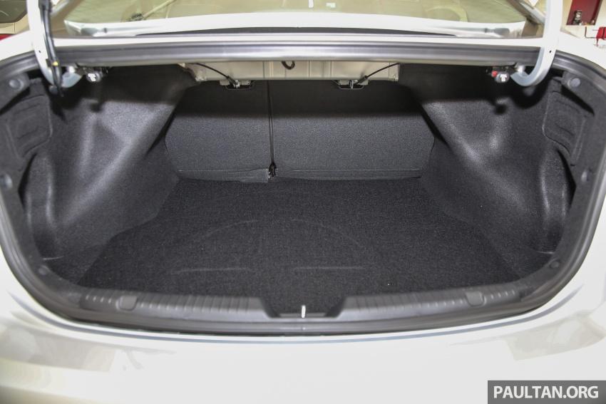Kia Cerato facelift now in showrooms – KX, 1.6L, 2.0L Image #572872