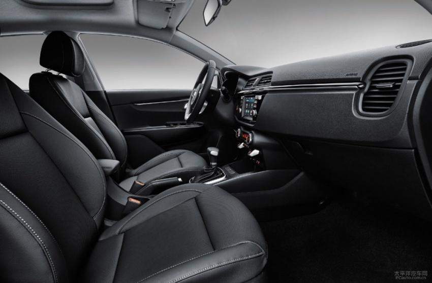 Kia K2 Sedan 2017 didedahkan untuk pasaran China Image #574666