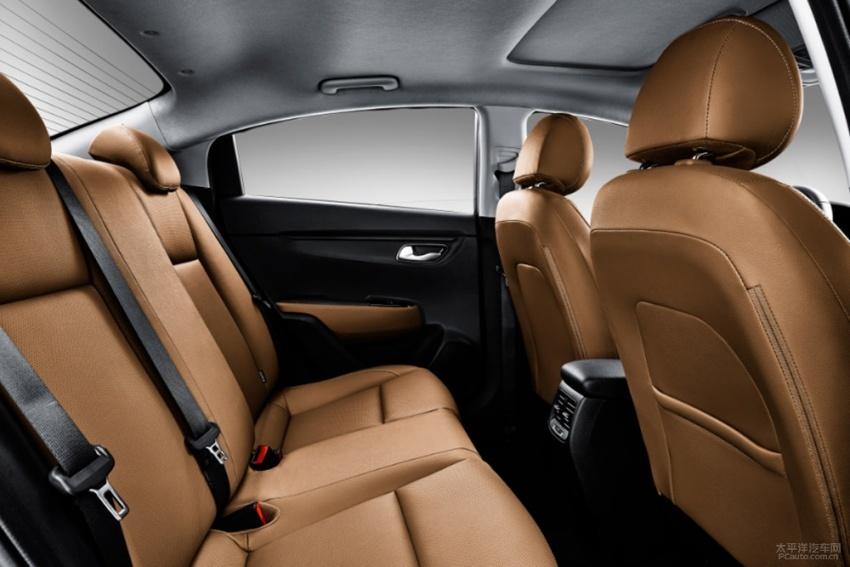 Kia K2 Sedan 2017 didedahkan untuk pasaran China Image #574672