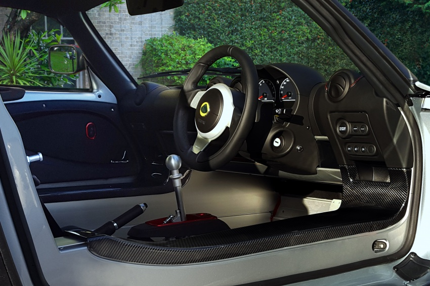Lotus Exige Sport 380 unveiled – 375 hp, 1,066 kg Image #583987