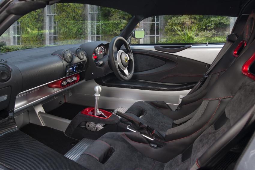 Lotus Exige Sport 380 unveiled – 375 hp, 1,066 kg Image #583988
