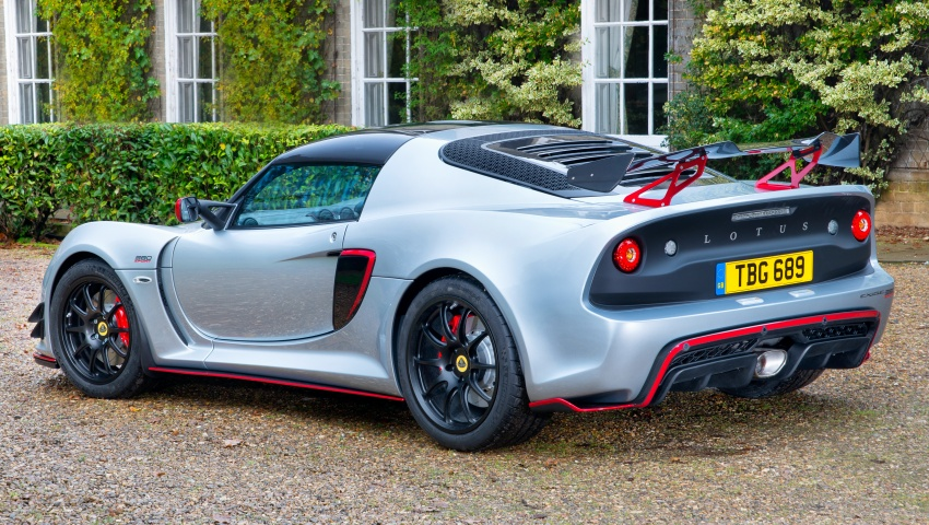 Lotus Exige Sport 380 unveiled – 375 hp, 1,066 kg Image #583993