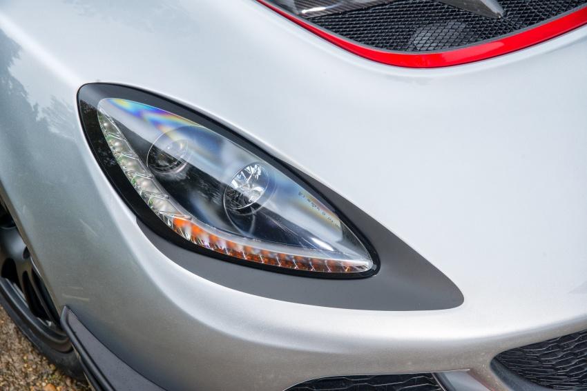Lotus Exige Sport 380 unveiled – 375 hp, 1,066 kg Image #583997