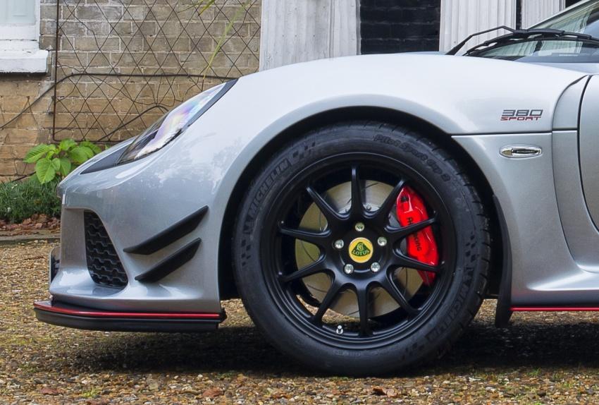 Lotus Exige Sport 380 unveiled – 375 hp, 1,066 kg Image #583980