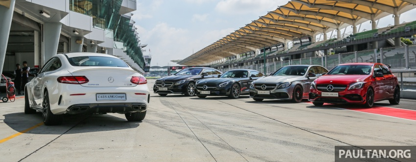 Mercedes-AMG C 63 Coupe S debuts – RM773,888 Image #580955