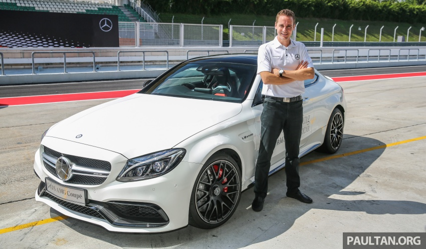Mercedes-AMG C 63 Coupe S debuts – RM773,888 Image #580956