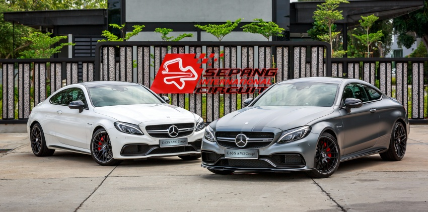Mercedes-AMG C 63 Coupe S debuts – RM773,888 Image #580813
