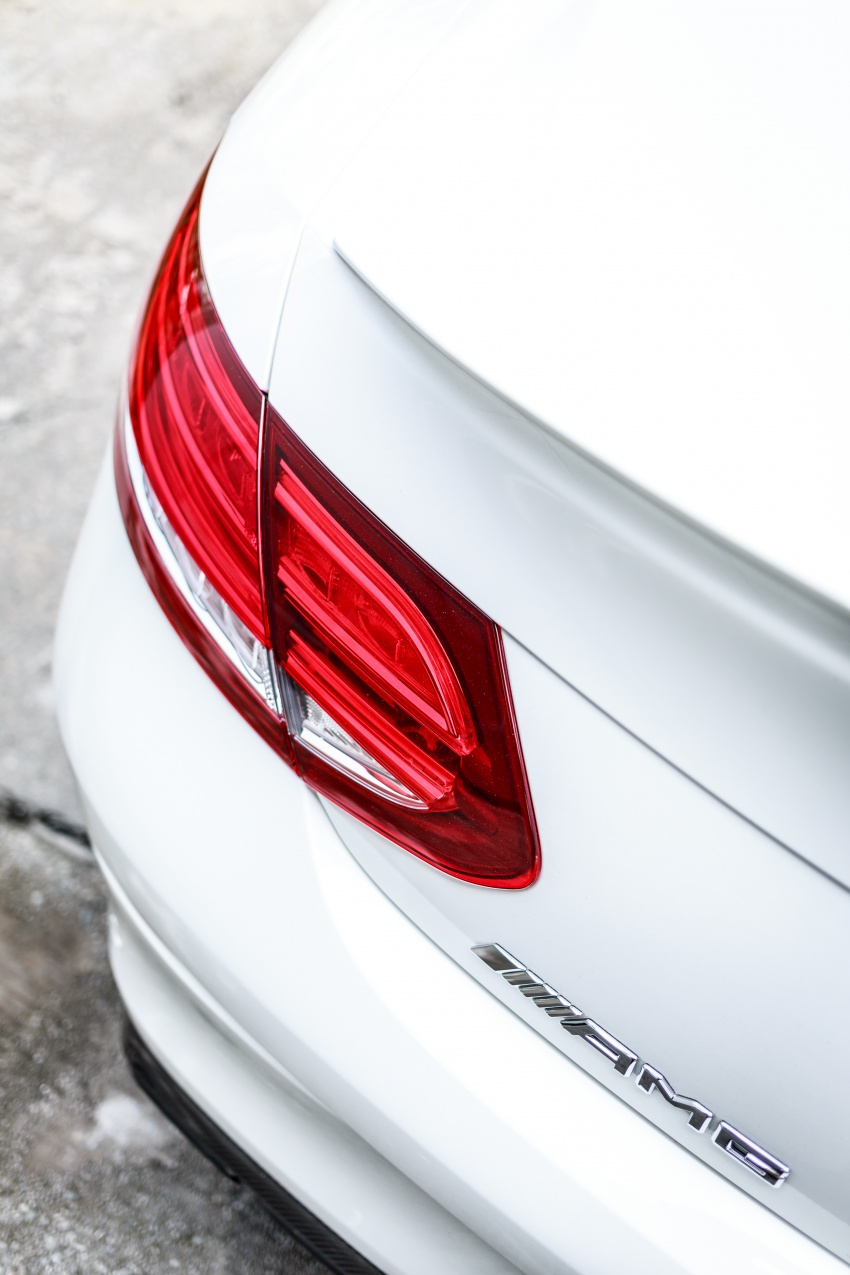 Mercedes-AMG C 63 Coupe S debuts – RM773,888 Image #580826