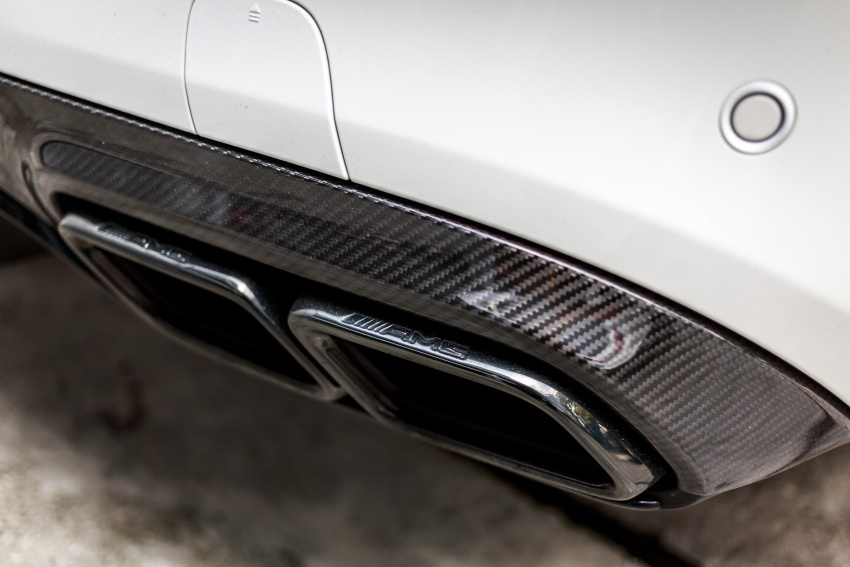 Mercedes-AMG C 63 Coupe S debuts – RM773,888 Image #580827