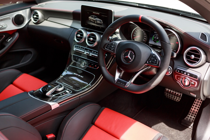 Mercedes-AMG C 63 Coupe S debuts – RM773,888 Image #580830