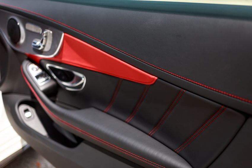 Mercedes-AMG C 63 Coupe S debuts – RM773,888 Image #580831