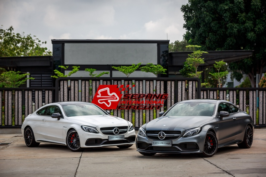 Mercedes-AMG C 63 Coupe S debuts – RM773,888 Image #580814