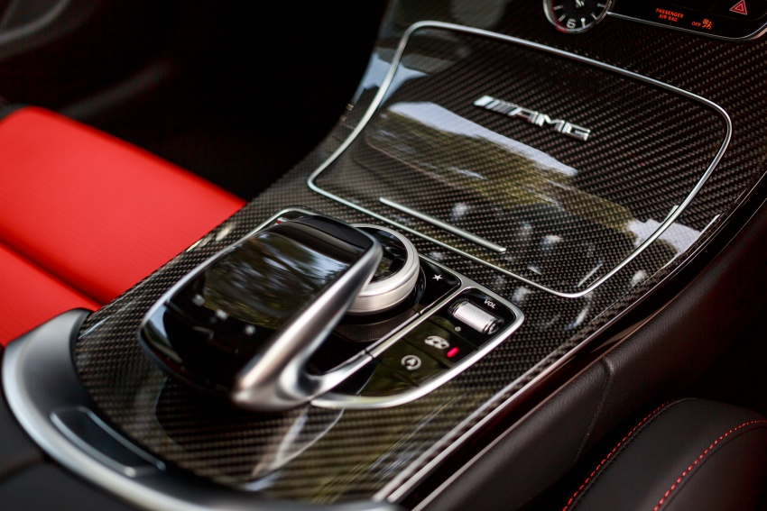 Mercedes-AMG C 63 Coupe S debuts – RM773,888 Image #580835