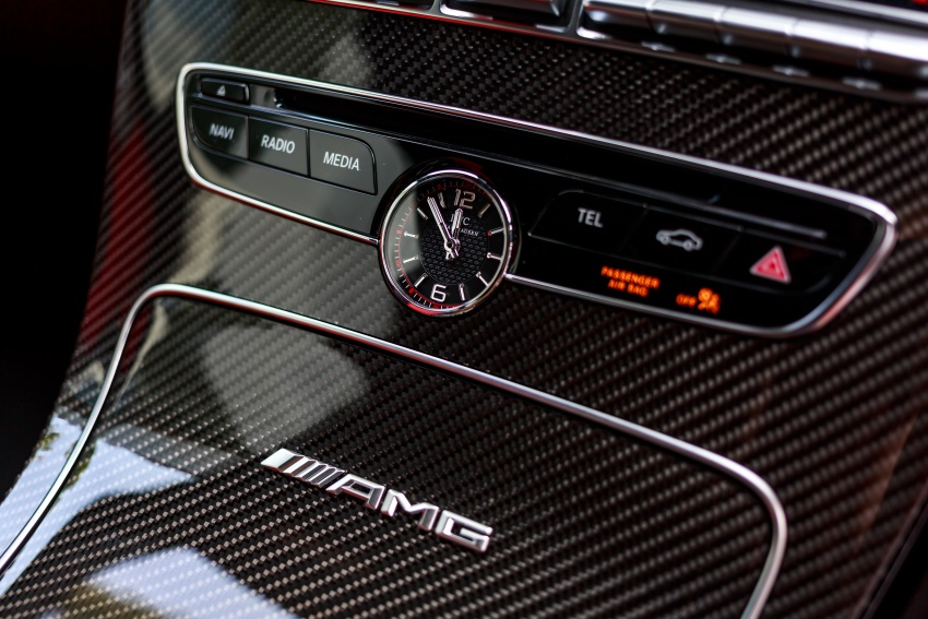 Mercedes-AMG C 63 Coupe S debuts – RM773,888 Image #580836
