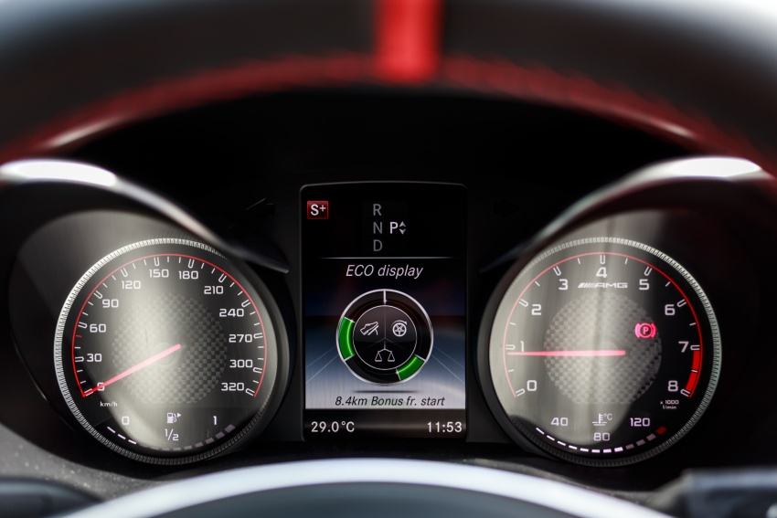 Mercedes-AMG C 63 Coupe S debuts – RM773,888 Image #580837