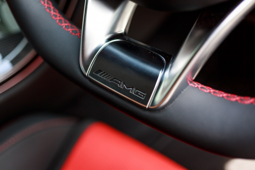 Mercedes-AMG C 63 Coupe S debuts – RM773,888 Image #580838
