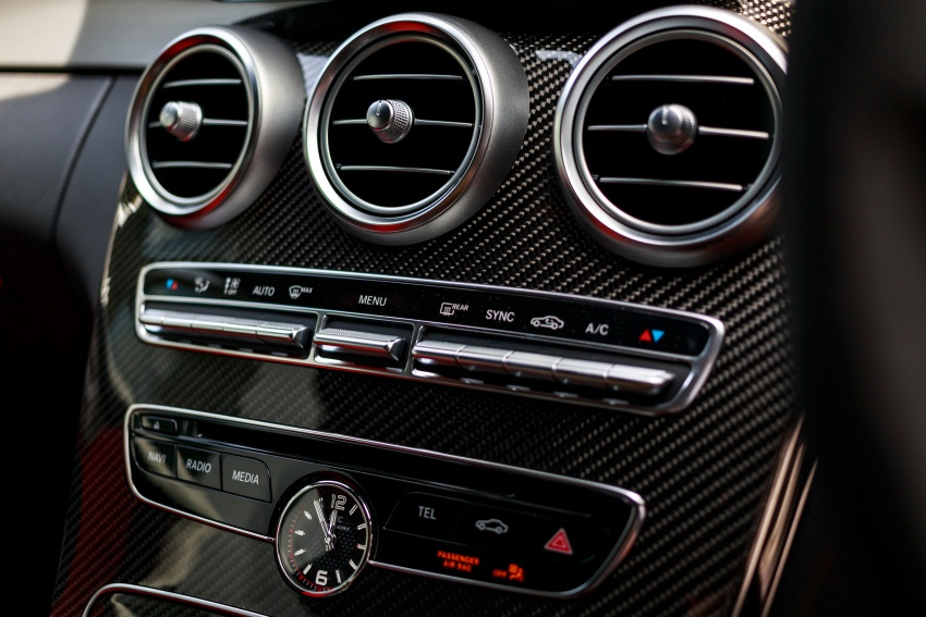 Mercedes-AMG C 63 Coupe S debuts – RM773,888 Image #580839