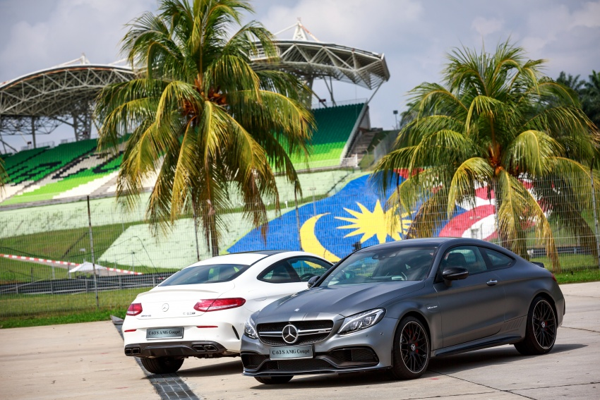 Mercedes-AMG C 63 Coupe S debuts – RM773,888 Image #580815