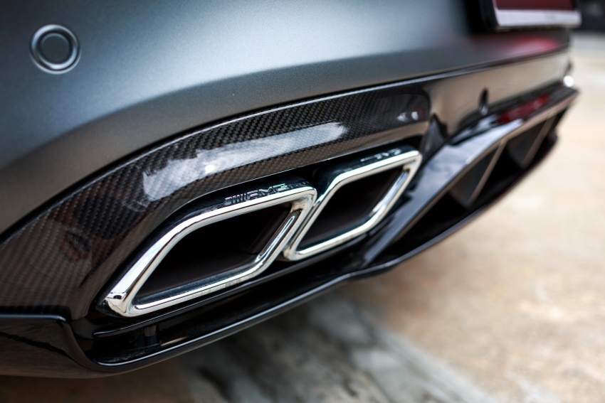 Mercedes-AMG C 63 Coupe S debuts – RM773,888 Image #580847