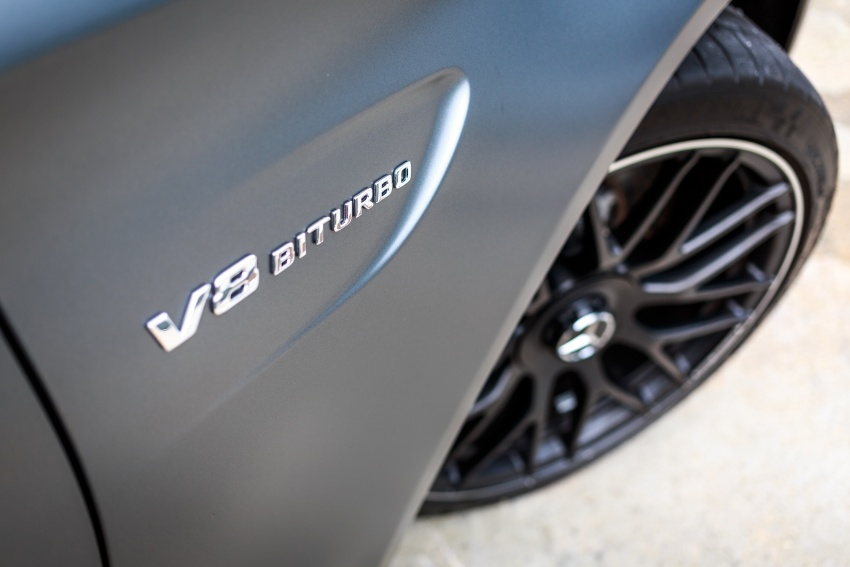 Mercedes-AMG C 63 Coupe S debuts – RM773,888 Image #580854