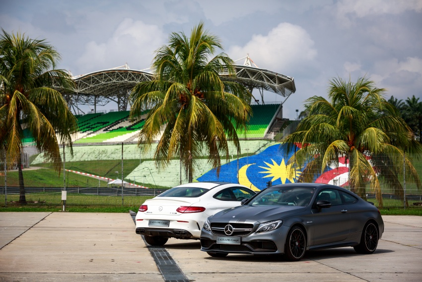 Mercedes-AMG C 63 Coupe S debuts – RM773,888 Image #580816
