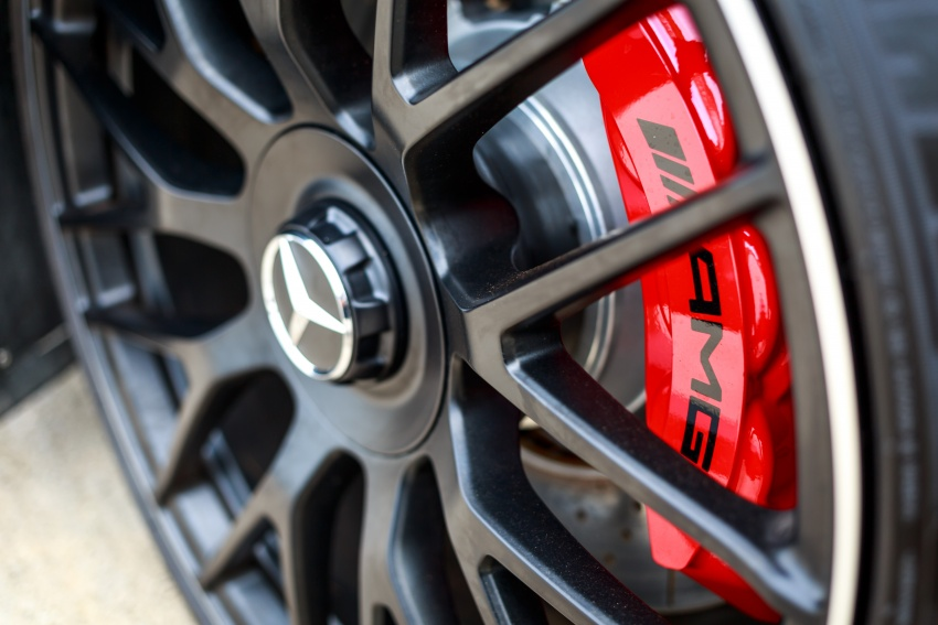 Mercedes-AMG C 63 Coupe S debuts – RM773,888 Image #580864