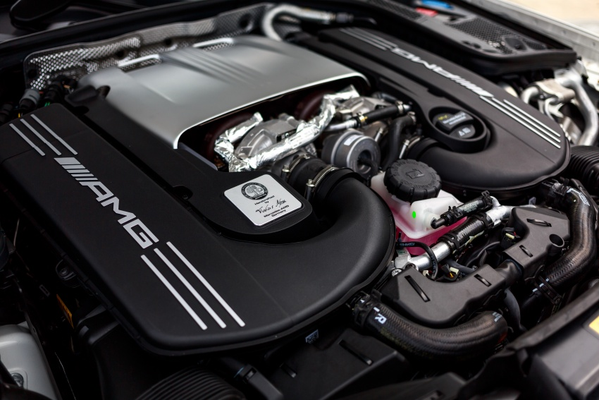 Mercedes-AMG C 63 Coupe S debuts – RM773,888 Image #580868