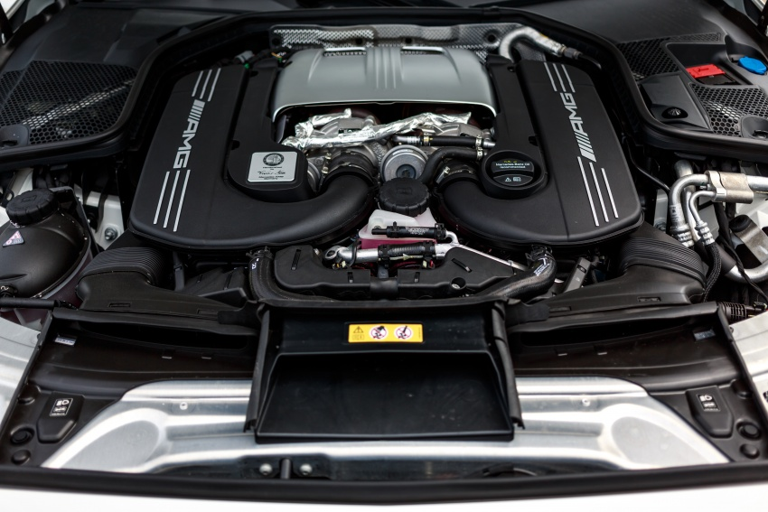 Mercedes-AMG C 63 Coupe S debuts – RM773,888 Image #580870