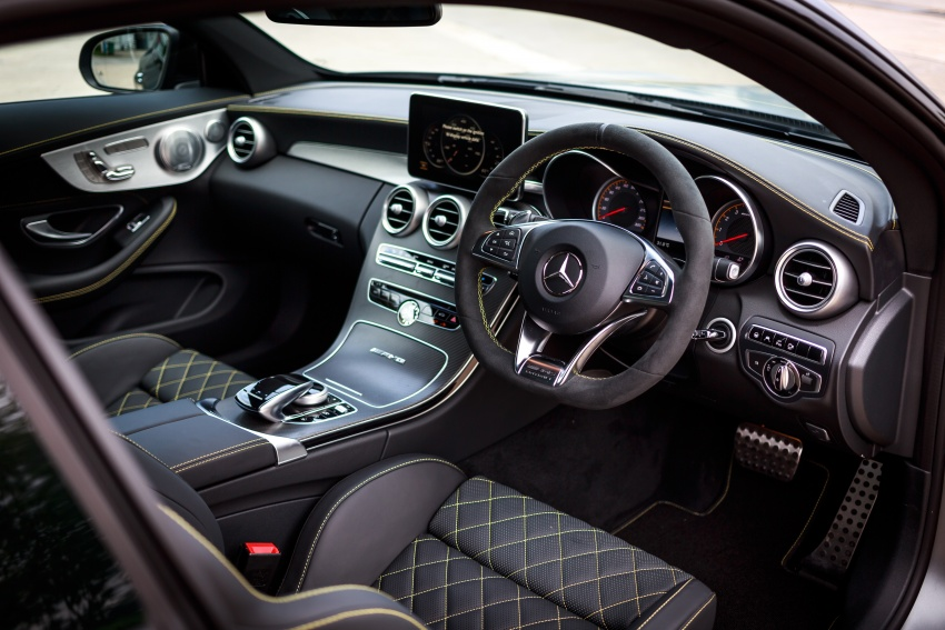 Mercedes-AMG C 63 Coupe S debuts – RM773,888 Image #580876