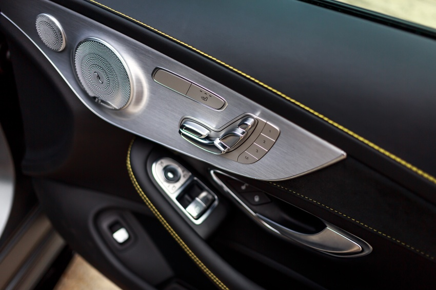Mercedes-AMG C 63 Coupe S debuts – RM773,888 Image #580882