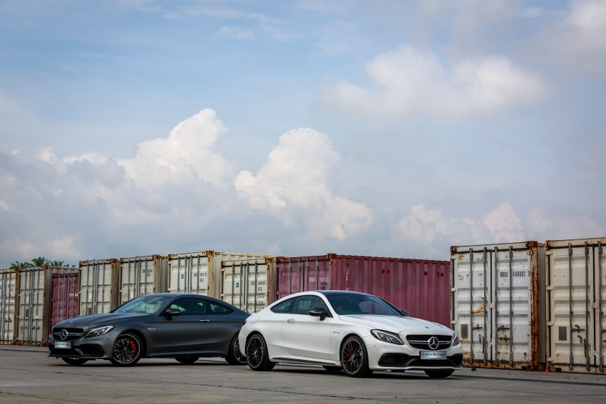 Mercedes-AMG C 63 Coupe S debuts – RM773,888 Image #580817