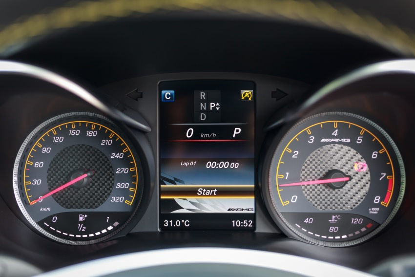 Mercedes-AMG C 63 Coupe S debuts – RM773,888 Image #580894