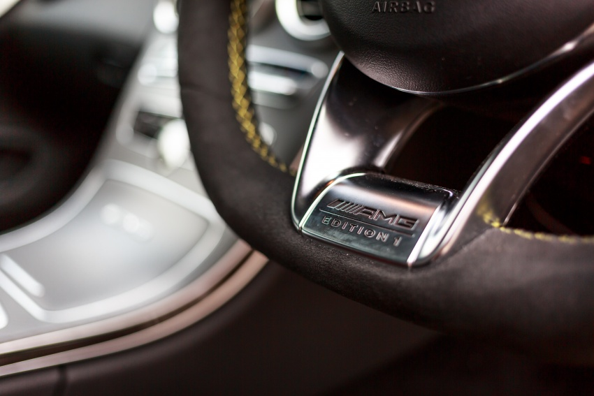Mercedes-AMG C 63 Coupe S debuts – RM773,888 Image #580897