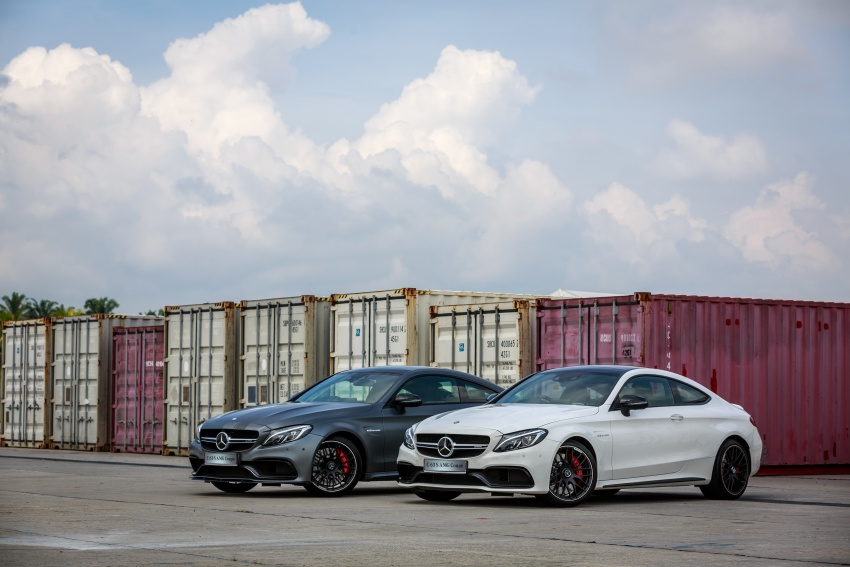 Mercedes-AMG C 63 Coupe S debuts – RM773,888 Image #580818