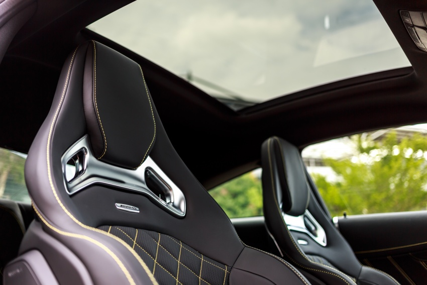 Mercedes-AMG C 63 Coupe S debuts – RM773,888 Image #580904