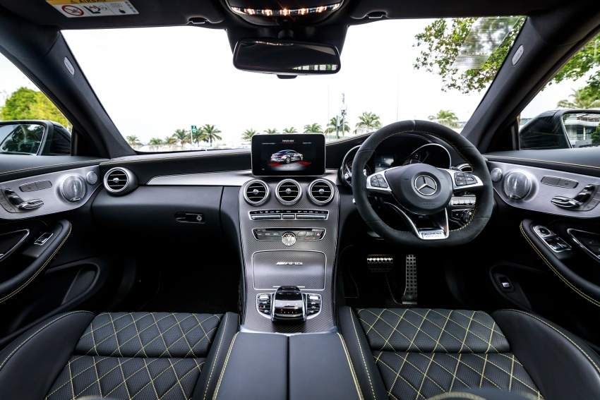 Mercedes-AMG C 63 Coupe S debuts – RM773,888 Image #580909
