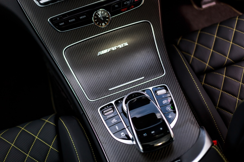 Mercedes-AMG C 63 Coupe S debuts – RM773,888 Image #580915