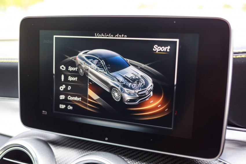 Mercedes-AMG C 63 Coupe S debuts – RM773,888 Image #580921