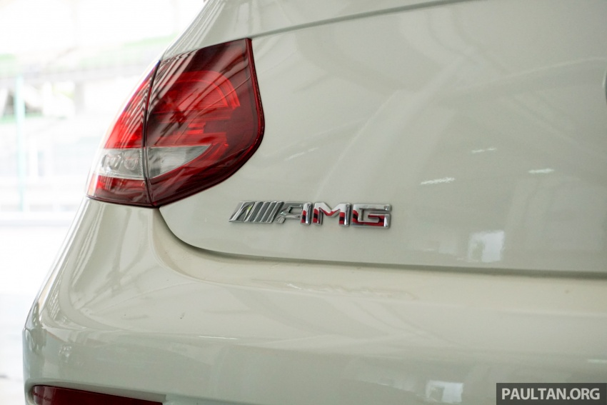 Mercedes-AMG C 63 Coupe S debuts – RM773,888 Image #581190