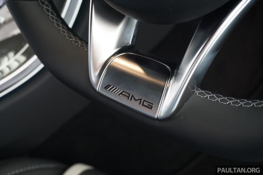Mercedes-AMG C 63 Coupe S debuts – RM773,888 Image #581207